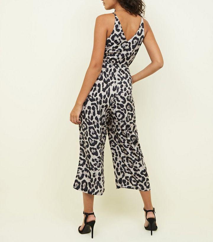 435430bb9ac ... AX Paris Brown Leopard Print Culotte Jumpsuit. ×. ×. ×. Shop the look