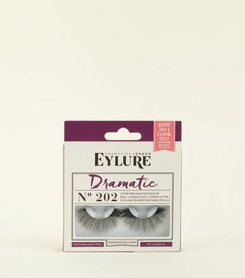 Eylure Black Dramatic No. 202 Lashes