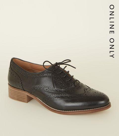 Black Leather Brogues · Black Leather Brogues ...
