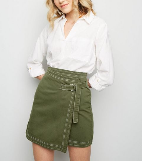 7336c84263da Women s Skirts   High Waisted Skirts   Long Skirts   New Look