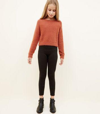 Girls Legging doublé de polaire à rayures effet arc en ciel Ajouter à la Wishlist Supprimer de la Wishlist
