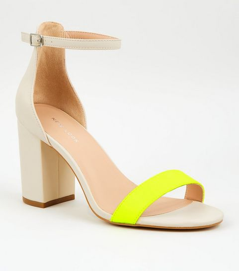 e3e7fc25121 ... Green Faux Croc Block Heel Sandals ...