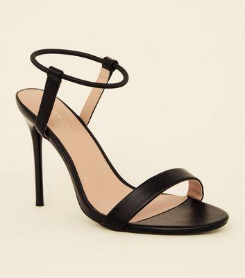 Ladies White Grey Elastic Court Shoes