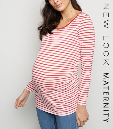 50c6c00fab4bce Striped Tops | Women's Striped T-Shirts & Blouses | New Look