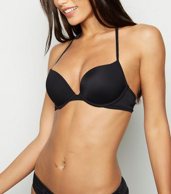 Black Underwired Bikini Top