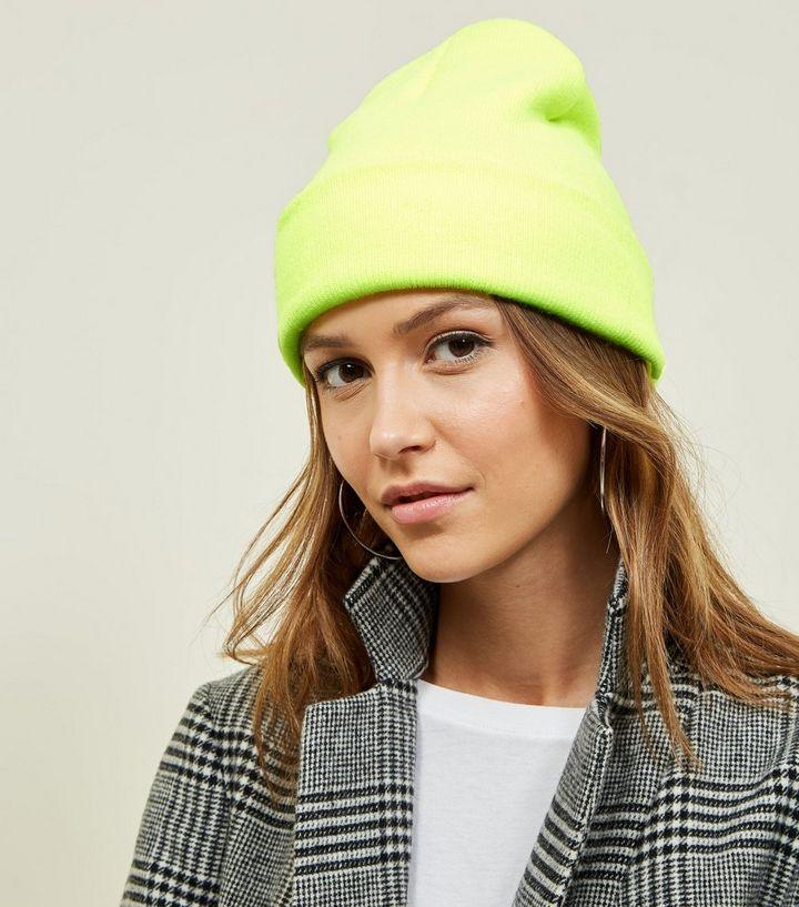 ... Women s Hats · Green Neon Beanie Hat. ×. ×. ×. Shop the look 87ca8a6b0e