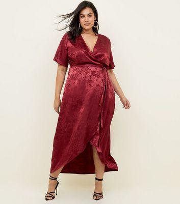 Plus Size Dresses Plus Size Maxi Midi Party Dresses New Look