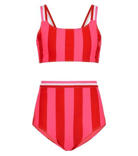 Teen Girls Swimwear Girls Swimming Costumes New Look