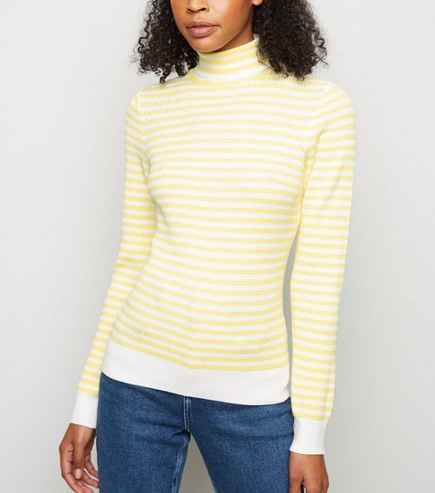 7e24fd5aa26526 Turtle Neck Jumpers | Polo & Roll Neck Jumpers | New Look
