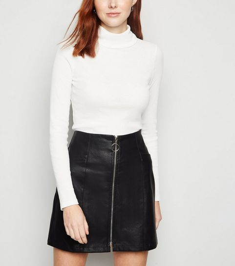 020ec77b924499 Women's Faux Leather Skirts | Leather Look Skirts | New Look