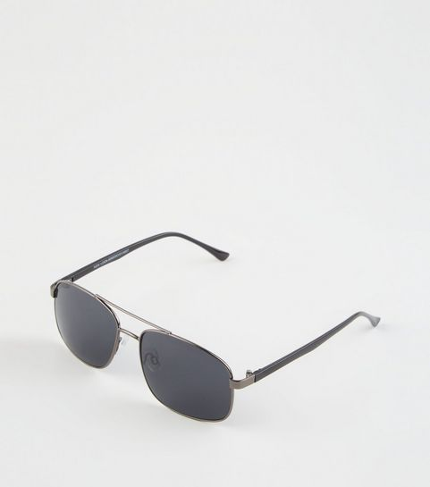 6bebb7f548 Remove from Saved Items. €11.99 Quick view. Black Gold. Black Square Frame  Pilot Sunglasses · Black Square Frame Pilot Sunglasses ...