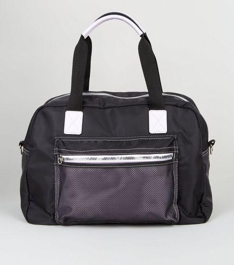 Black Holdall Sports Bag · Black Holdall Sports Bag ... 3789f8399f