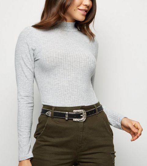 d16e0ddce4301a Long Sleeve Tops | Long Sleeve Blouses | New Look