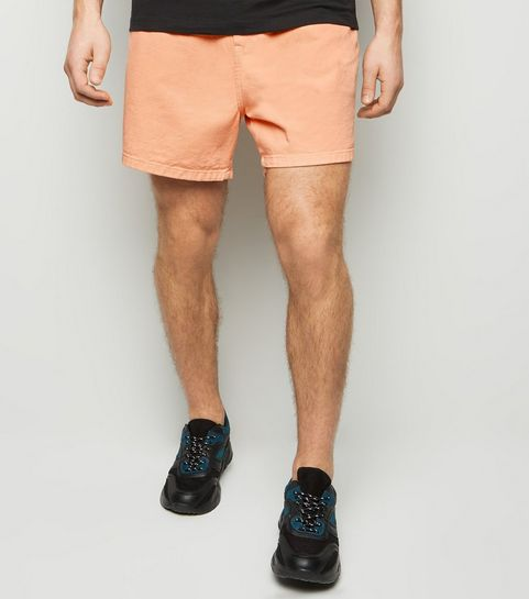 bcb2417221 Coral Drawstring Shorts · Coral Drawstring Shorts ...