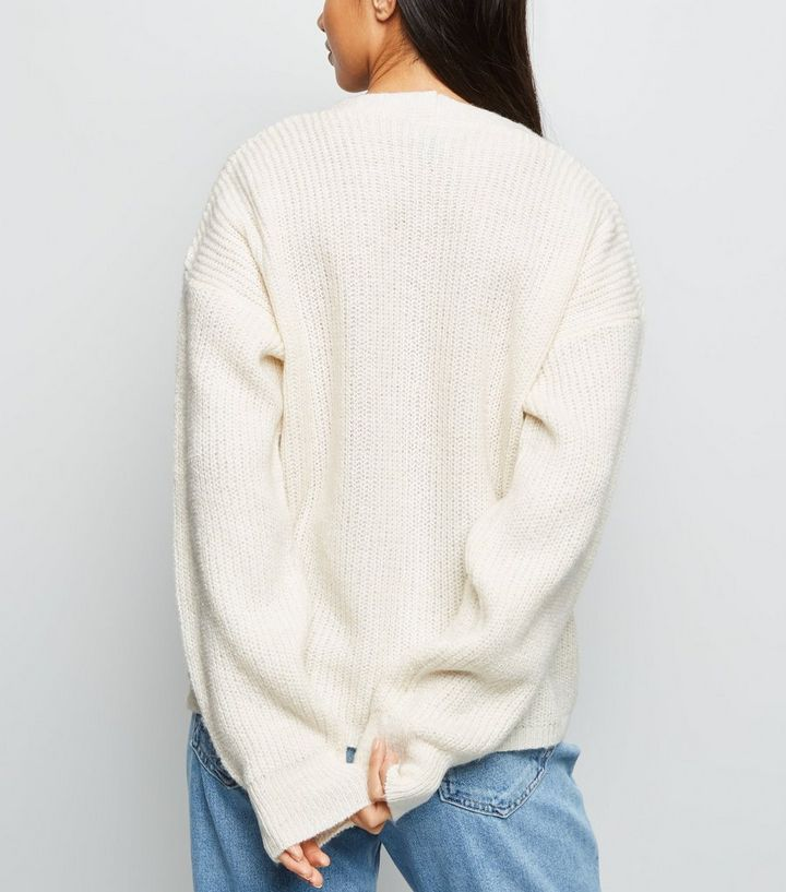 7130e790a6 ... Petite Cream Fisherman Knit Button Up Cardigan. ×. ×. ×. Shop the look