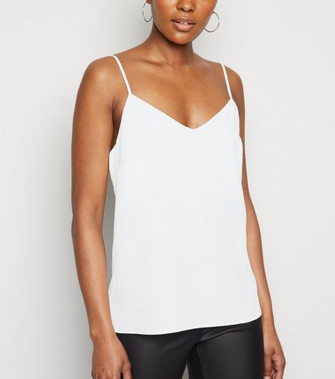 18fd1cef165 Cami Tops | Lace Cami Tops & Camisole Tops | New Look
