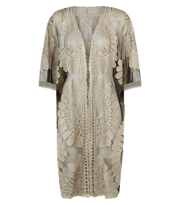 62931fae65a4 ... Cameo Rose Black Crochet Longline Kimono. ×. ×. ×. Shop the look
