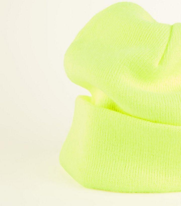 edd8d768235 ... Yellow Neon Beanie Hat. ×. ×. ×. Shop the look