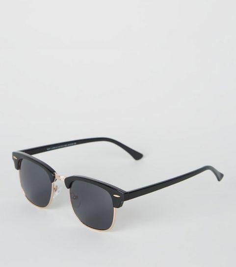 f2fc289191e7e Black Classic Style Sunglasses · Black Classic Style Sunglasses ...
