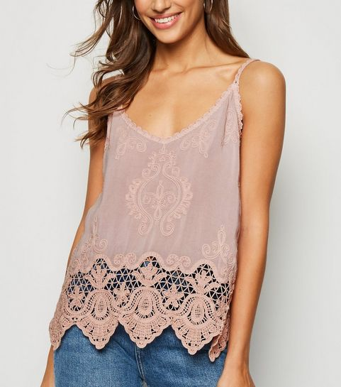 dc406035247 Cami Tops | Womens Camis | New Look