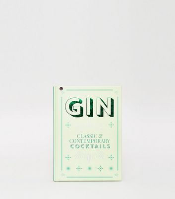Green Gin Cocktail Recipe Book