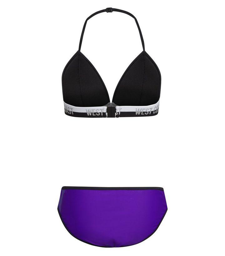 6de5b0b159 ... Girls Purple West Coast Bikini Set. ×. ×. ×. Shop the look
