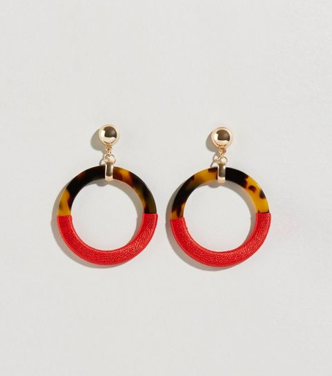 3a8bf7da9 Hoop Earrings | Silver & Gold Hoop Earrings | New Look