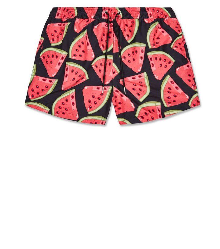 6656dd36ee ... Black Watermelon Swim Shorts. ×. ×. ×. Shop the look