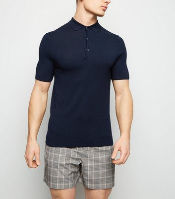 Light Grey Check Tie Waist Shorts