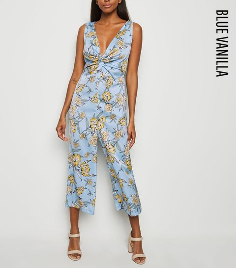 1df77c1ecdf1 Remove from Saved Items. €29.99 Quick view · Blue Vanilla Blue Floral Twist  Front Jumpsuit · Blue Vanilla Blue Floral Twist Front Jumpsuit ...