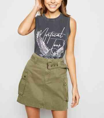 67cb9b18c25d2 Mini Skirts | Women's Short Skirts | New Look