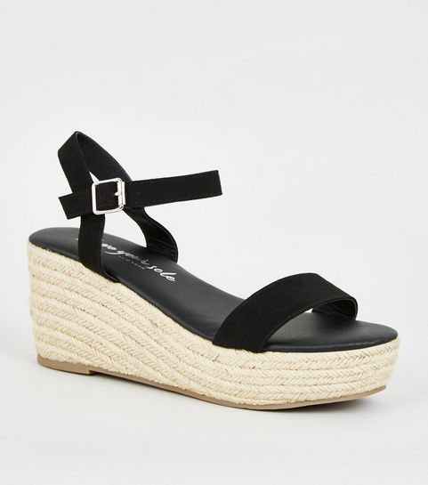 2ddf00928 Women's Espadrilles | Espadrille Wedges & Sandals | New Look