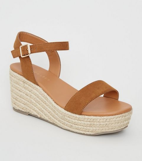 e273ee7ebe0 Wedges | Wedge Shoes & Wedge Sandals | New Look