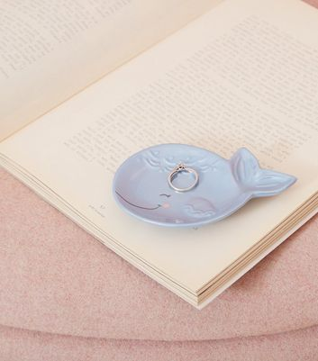 Blue Whale Trinket Tray