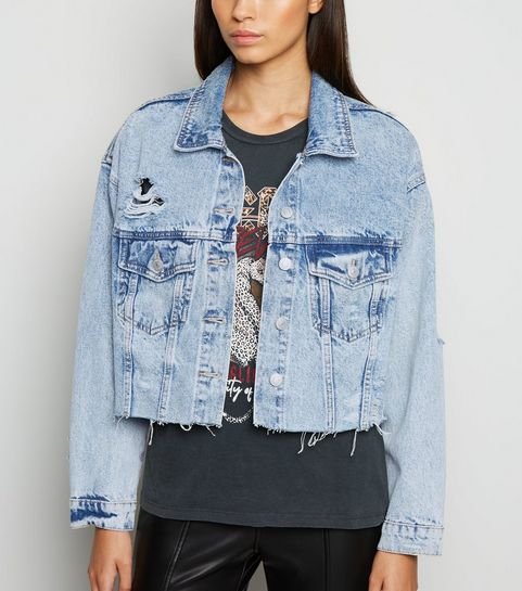 062a10e6ed9 Denim Jackets | Women's Oversized & Black Denim Jackets | New Look