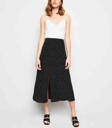 d0eb1c9c1a91 Midi Skirts | Pleated Midi and A-Line Midi Skirts | New Look