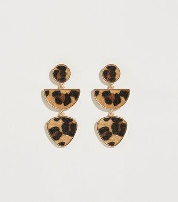 Earrings Stud Cross Long Tassel Earrings New Look