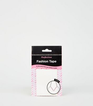 White Fashion Tape