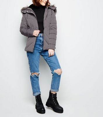 Women S Puffer Jackets Padded Jackets Coats New Look