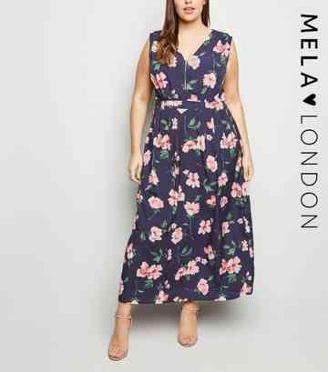 ee0d2aa491cf Plus Size Dresses | Plus Size Maxi & Midi Dresses | New Look