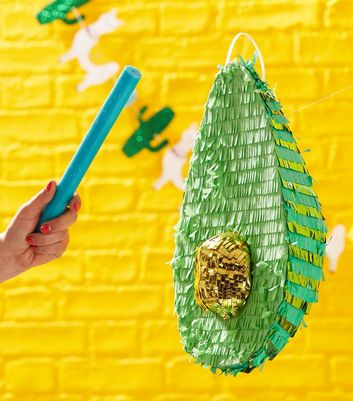 Green Avocado Party Piñata