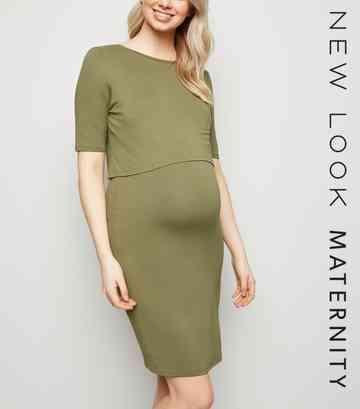 73fc0a65d5a Nursing Dresses | Breastfeeding Dresses | New Look