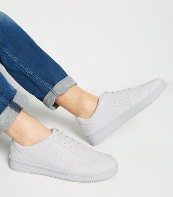 new look lace shoes