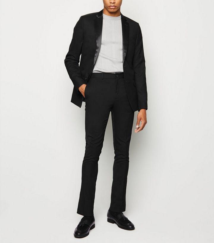 50a988f9516a ... Black Side Stripe Skinny Trousers. ×. ×. ×. Shop the look