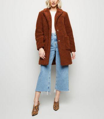 Mantel rost damen
