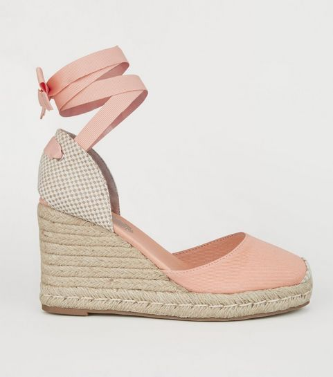 093776c1a80 Women's Wedge Shoes | Espadrille Wedges & Flatforms | New Look