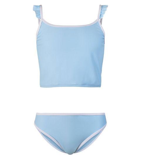 7182d565eb1d3 Girls' Swimwear |Girls' Bikinis & Swimming Costumes | New Look