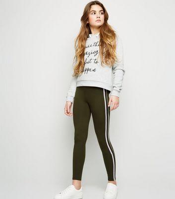 Consider, Wetlook leggings teen