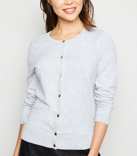 a4bba1ccb Women's Grey Jumpers & Cardigans | Grey Knitwear | New Look