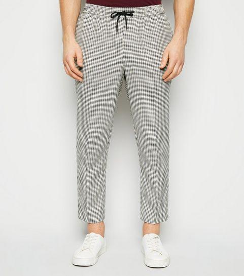80d90b6fc7 Men's Slim Fit Trousers | Slim Fit Suit Trousers & Joggers | New Look